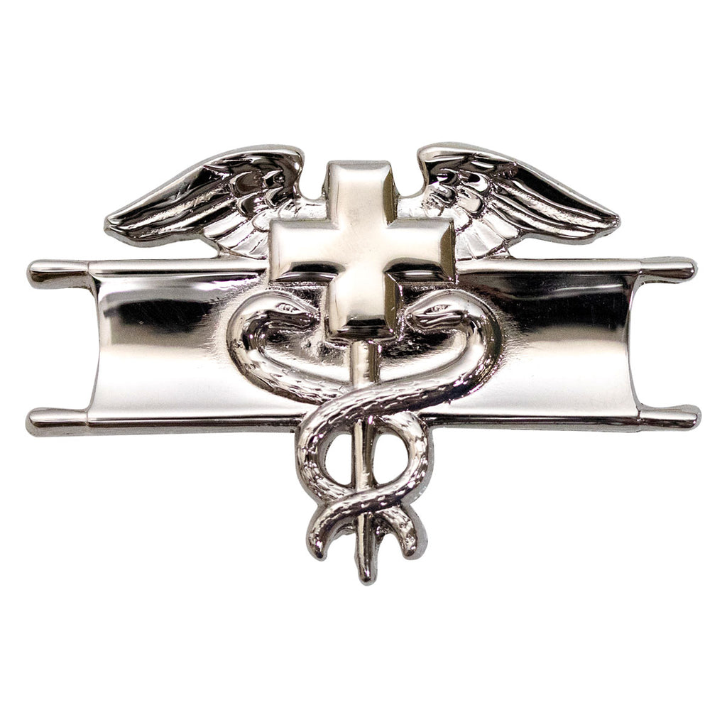 Army Badge: Expert Field Medical - mirror finish