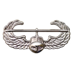 Army Badge: Air Assault - mirror finish
