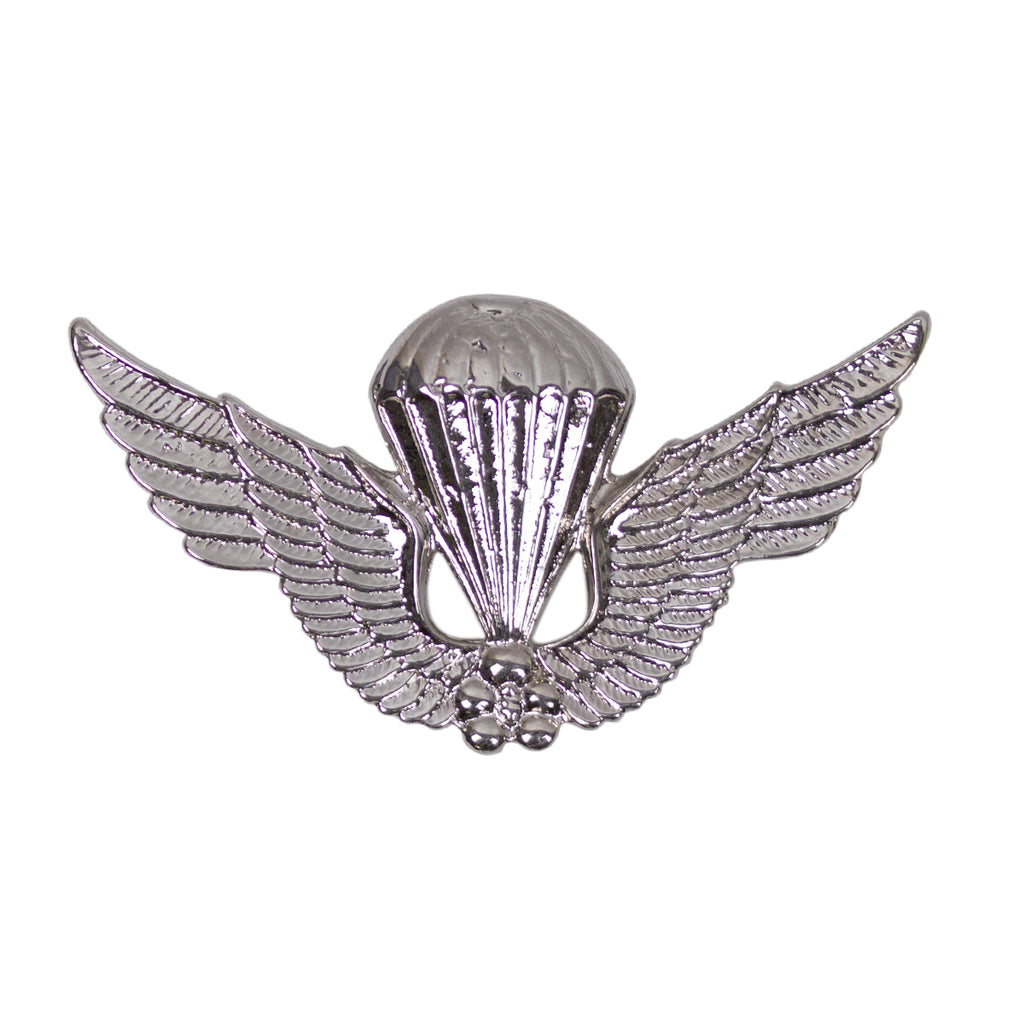 Badge: Korean Jump Wings - Chrome Regulation size