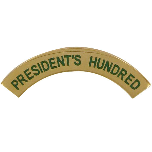 Army Tab: President's Hundred