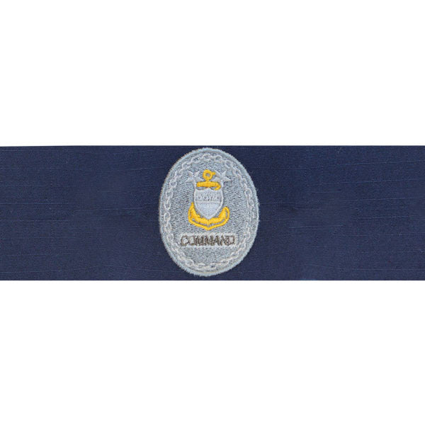 Coast Guard Badge: Enlisted Advisor E9 Command: Ripstop fabric