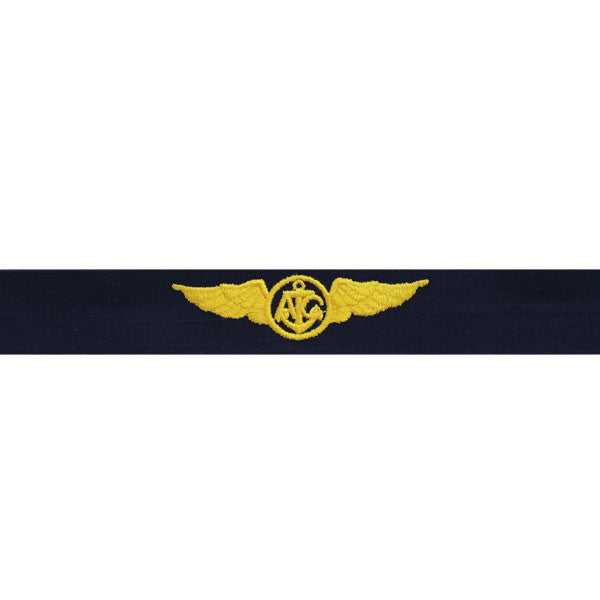Coast Guard Badge: Air Crew - Ripstop fabric