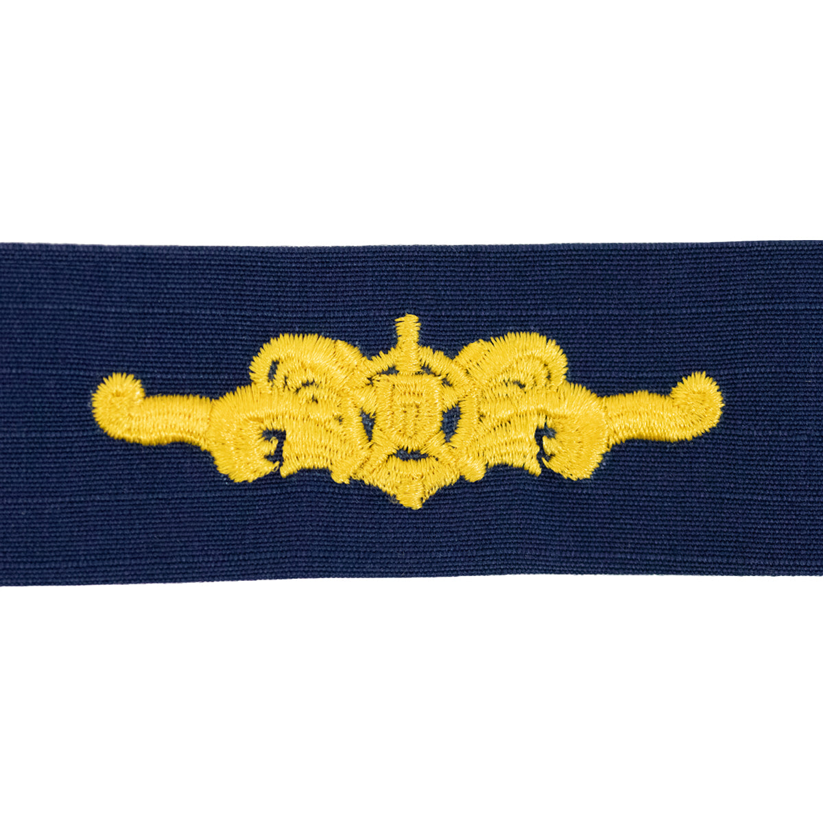 GENUINE NAVY Embroidered Badge:DIVING MEDICAL TECHNICIAN Type 3 WOODLAND DIGITAL