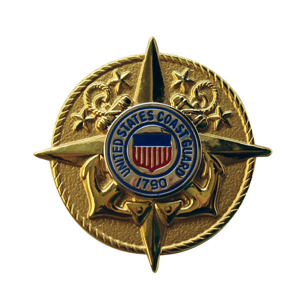 Coast Guard Badge: Commandant Staff - miniature