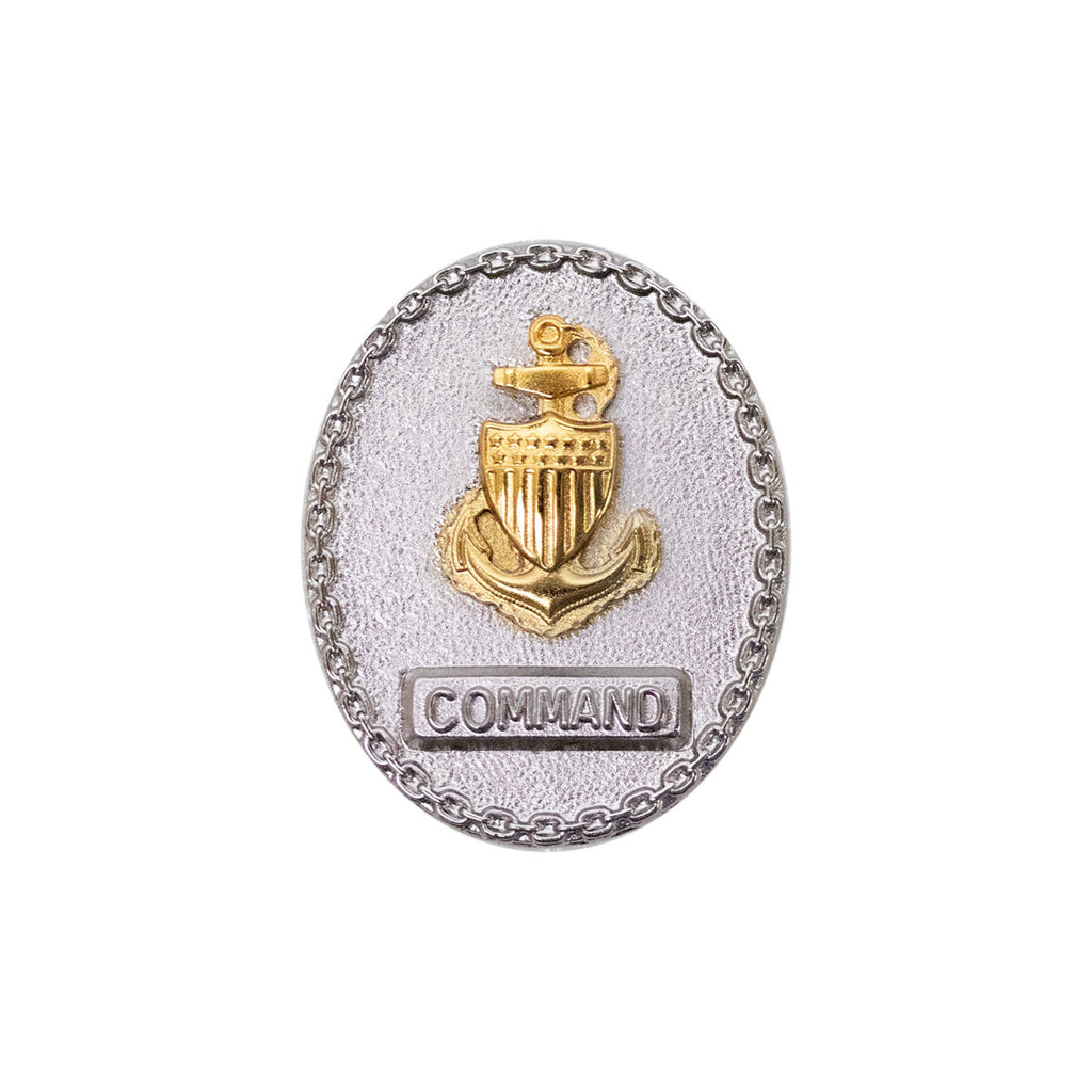 Coast Guard Badge: Enlisted Advisor E7 Command - miniature