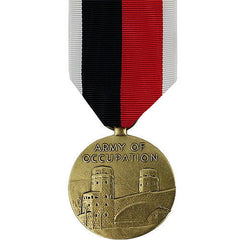 Full Size Medal: WWII Occupation Army and Air Force