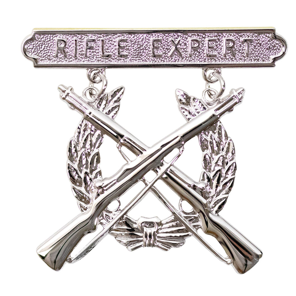 Marine Corps Qualification Badge: Rifle Expert