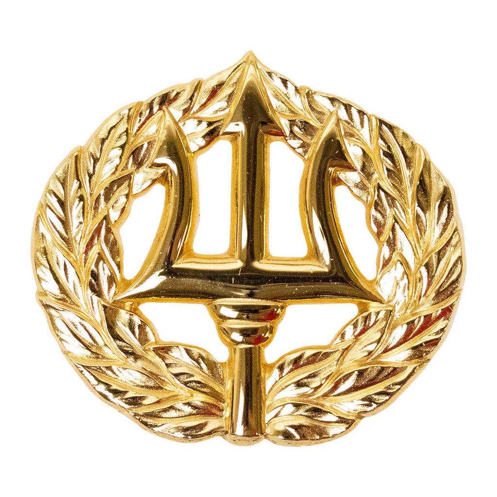 Navy Badge: Command Ashore - regulation size