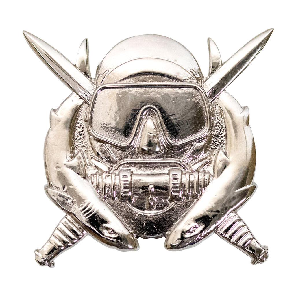 Army Badge: Special Operation Diver - regulation size, mirror finish