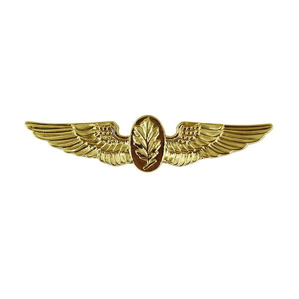 Navy Badge: Aviation Physiologist - miniature, mirror finish