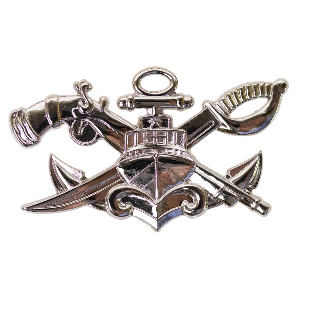 Naval Special Warfare Combatant-Craft Crewman Senior SWCC -regulation Mirror Finish