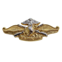Navy Badge: Fleet Marine Force Officer - miniature
