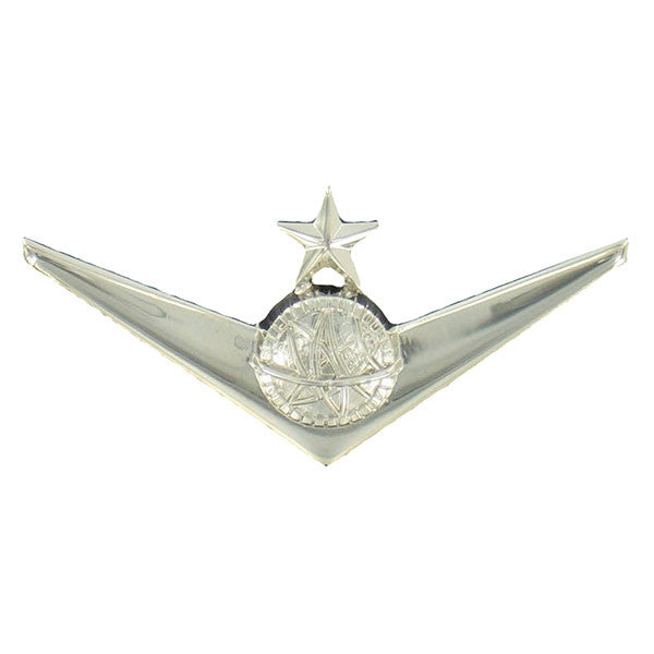 Air Force ROTC Badge: Cadet Senior Navigator Instructor Wing