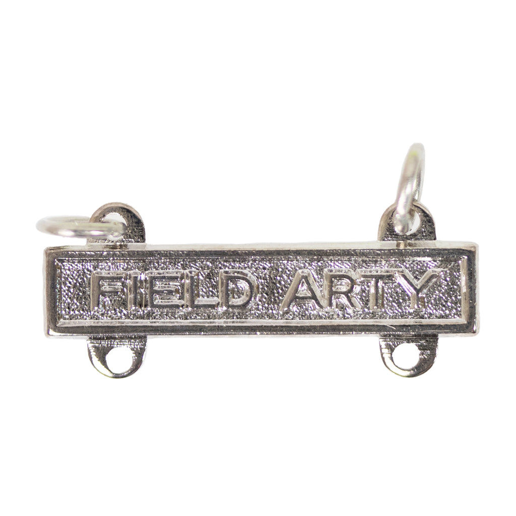 Army Qualification Bar: Field Artillery - mirror finish