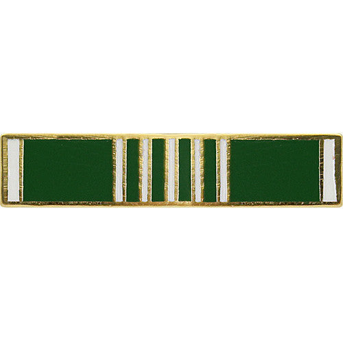 Army Lapel Pin: Commendation