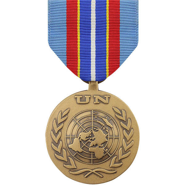 Full Size Medal: United Nations Advance Mission In Cambodia