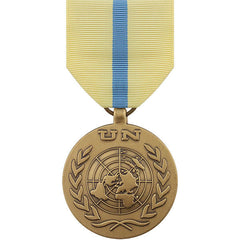 Full Size Medal: United Nations Iraq-Kuwait Observer Mission