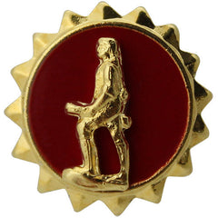 Army Lapel Pin: Active Duty Minute Man