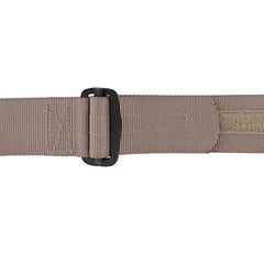 Rigger Belt: Khaki Nylon Rigger Belt with Buckle