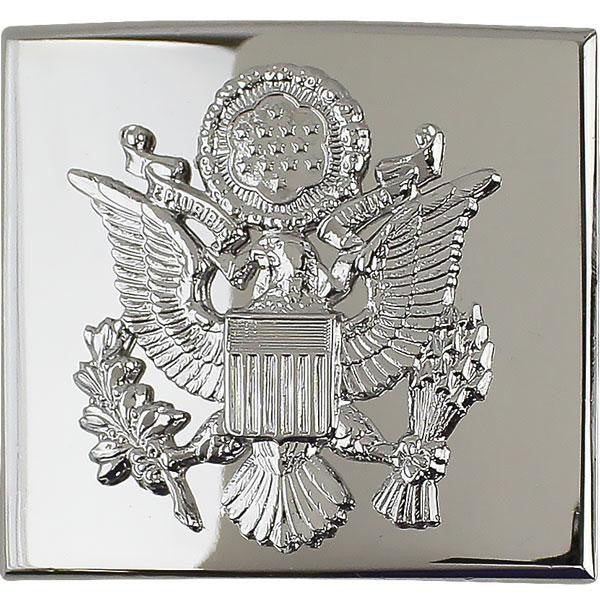 Air Force Belt Buckle: Honor Guard Officer - Coat of Arms emblem