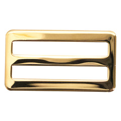 Marine Corps Belt Buckle: Slotted 24K Gold Plated