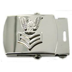 Navy Belt Buckle: E6 Petty Officer First Class