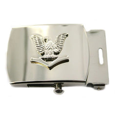 Navy Belt Buckle: E4 Petty Officer Third Class