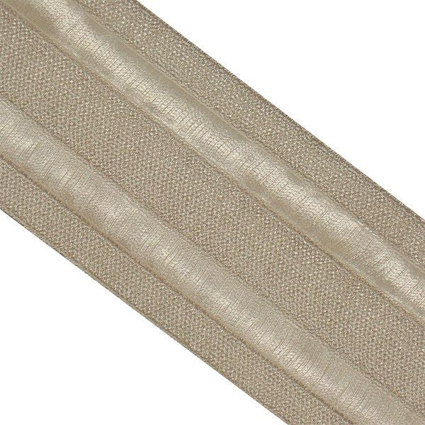 Coast Guard Auxiliary Sleeve Lace: Silver - 2 inches