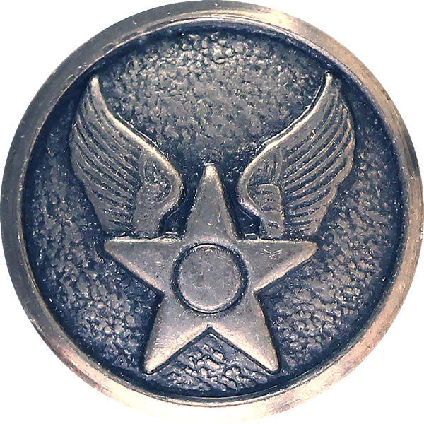 Civil Air Patrol Button: Hap Arnold - 25 ligne