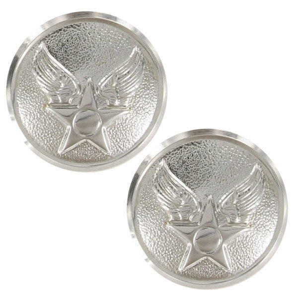 Air Force Epaulet Buttons: Hap Arnold Honor Guard - 25 ligne