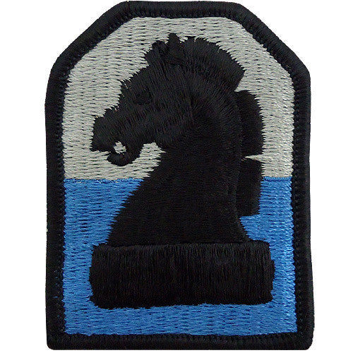 Army Patch: Second Military Intelligence Command - color