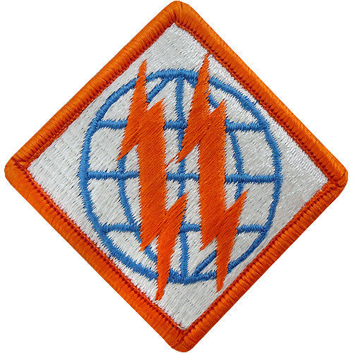 Army Patch: Second Signal Brigade - color