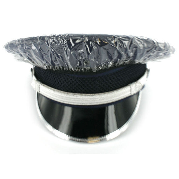 Army Clear Rain Cap Cover: No Visor