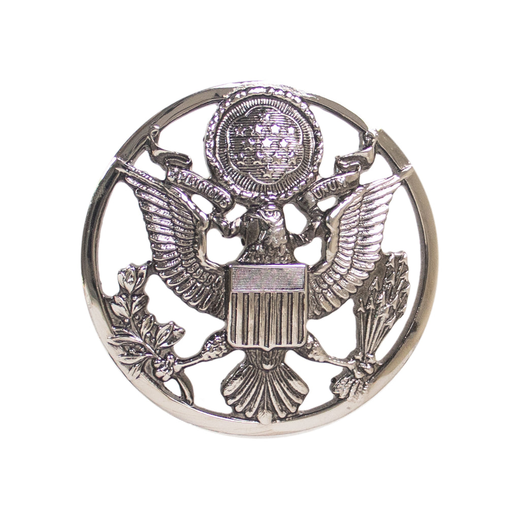 Air Force Cap Device: High Relief: Enlisted - male