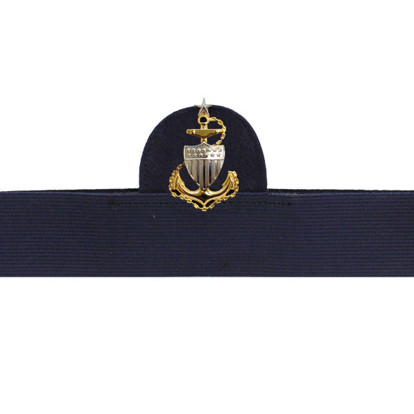 Coast Guard Cap Device  E-8 Mounted