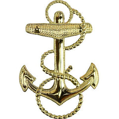 Navy Cap Device: Midshipman 1-13/16