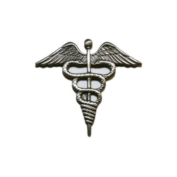Navy Ball Cap Device: Hospital Corpsman