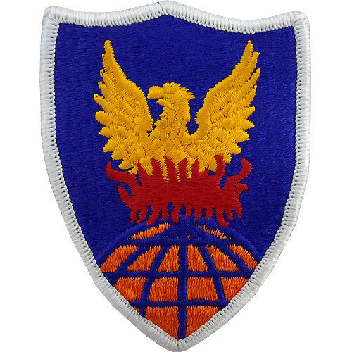 Army Patch: 311th Signal Command - color