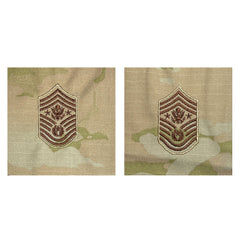 Air Force Embroidered Rank: Chief Master Sergeant of the Air Force - OCP Sew on