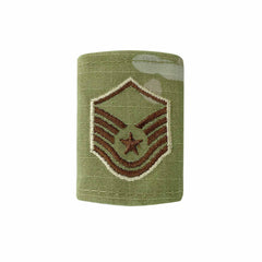 Air Force Gortex Rank: Master Sergeant - OCP jacket tab