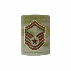 Air Force Gortex Rank: Senior Master Sergeant - OCP jacket tab
