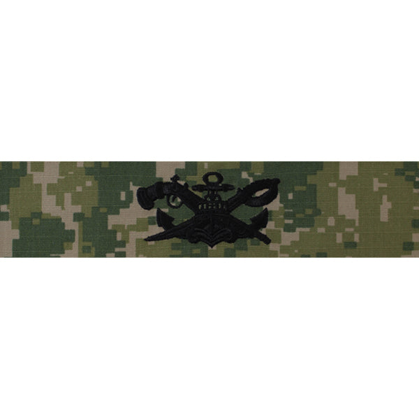 Naval Special Warfare Combatant-Craft Crewman Senior SWCC - Woodland Digital NWUIII