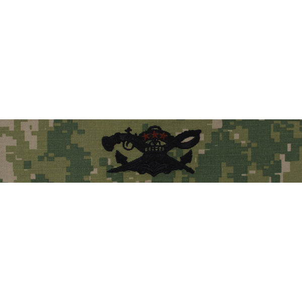 Naval Special Warfare Combatant-Craft Crewman Master-woodland digital