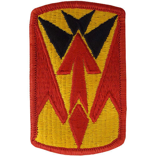 Army Patch: 35th Air Defense Artillery - color