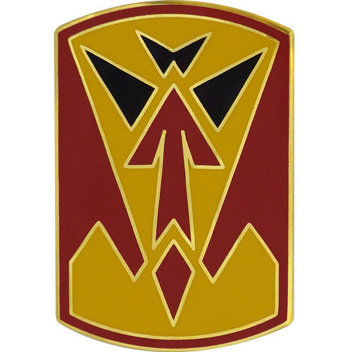Army Combat Service Identification Badge (CSIB): 35th Air Defense Artillery Brigade