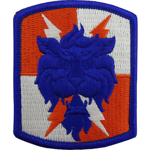 Army Patch: 35th Signal Brigade - color