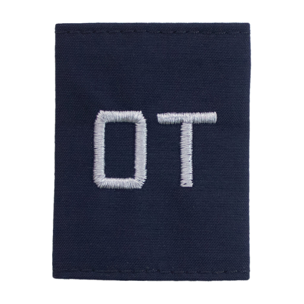 Coast Guard Embroidered Parka Tab: Officer Training