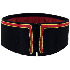 Marine Corps Dress Uniform Collar: Officer - male