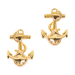 Navy ROTC Midshipman Collar Device