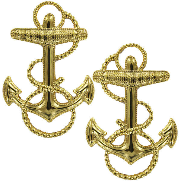 Navy Lapel Device: Midshipman 1-13/16